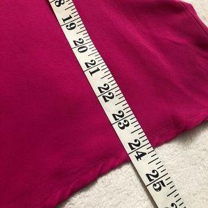 e161926a3bb70f J. Crew Tops | J Crew Hot Pink Silk Long Sleeve Blouse 2 Fuchsia ...
